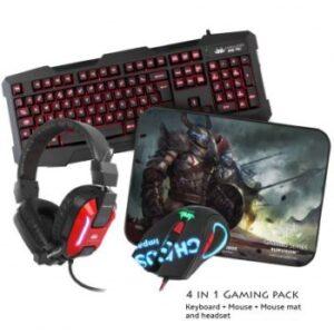 Keyboards, Mice & Headsets